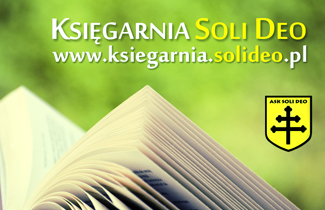 Zapraszamy do internetowej księgarni Soli Deo!